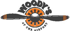 Woody's Restaurant @ Monterey Airport Logo