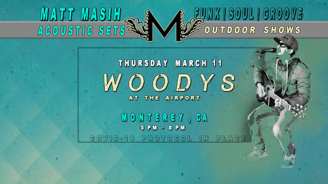 live music at woody's